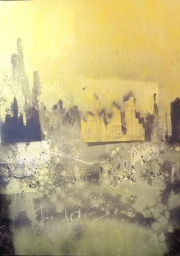 Serie grey-yellow City